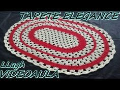 TAPETE FÁCIL E LINDO # LUIZA DE LUGH - YouTube