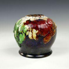Marco Lagerweij Art Nouveau, Art Deco and works of art Royal Doulton, Pottery Vase, Art Decor, Art Nouveau, Amazing, Ceramic Vase