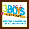 3 Boys and a Dog: Homemaking & Parenting Tips for Busy Folks - Homeschooling Freebies and Deals