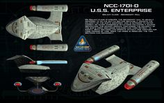 Galaxy class secondary hull ortho by unusualsuspex.deviantart.com on @DeviantArt