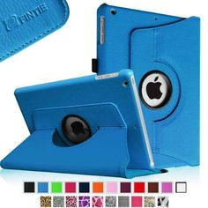 Fintie 360 Degree Rotating Cases for iPad Air(2)