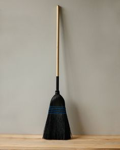 Our Barn Brooms are the perfect all purpose household broom. Our is made of natural corn husk and a classic wooden handle. All of Lostine's brooms are wire wound for strength, bound and then sewn toge