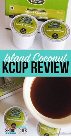 Looking for a new favorite kcup coffee? Check out this Island Coconut KCup Review.