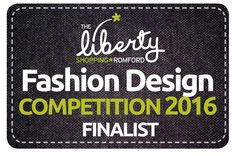 I'm a finalist! Liberty Fashion, Fashion Competition, Forever Grateful, My Muse, Fabric Samples, Your Style, Fashion Design, Shopping