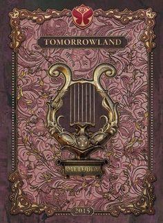 Tomorrowland 2015: The Secret Kingdom Of Melodia - 2015 (3CD)