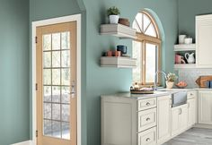kitchen wall color t-18-15