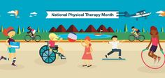 October is National Physical Therapy month and the continuing theme is #ChoosePT in order to raise awareness and empowerment for patients with chronic pain to seek treatment for pain management.
