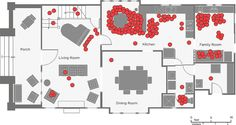 Find out what this map say about how we design our homes and how they're used. http://ow.ly/B8PKl
