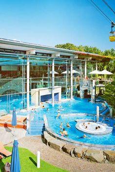 Badespaß in der Claudius Therme Köln! Na, auch Lust bekommen? Dann schnell auf https://www.travelcircus.de/mercure-hotel-severinshof-koeln-city-claudius-therme das günstigste Angebot sichern! #therme #köln