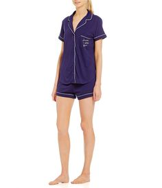 Shop for kate spade new york Dream A Little Dream Embroidered Jersey Pajamas at Dillards.com. Visit Dillards.com to find clothing, accessories, shoes, cosmetics & more. The Style of Your Life.