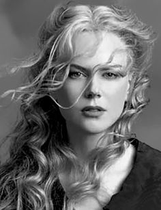 Nicole Kidman. Love the soft curls