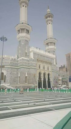 Breathtaking view of masjid al Haram # Mecca