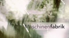 """""""Maschinenfabrik"""" is a sound-art project by 2 field recordists. We want to produce a special edition CD/DVD release."""