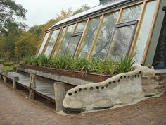 Earthship Homes on The Owner-Builder Network  http://theownerbuildernetwork.co/social-gallery/earthship-homes-3