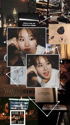 ideas wall paper aesthetic kpop twice Kpop Wallpaper, Screen Wallpaper, Iphone Wallpaper, Brown Wallpaper, K Pop, Twice Fanart, Chaeyoung Twice, Twice Kpop, Korean Couple