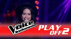 "Rifany Maria ""The Climb"" | PlayOff 2 | The Voice Indonesia 2016"