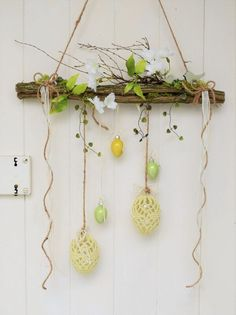 Window Hanger Easter Decorative Objects Home Accessories Handmade with love i. , Window Hanger Easter Decorative Objects Home Accessories Handmade with love in Wiesbaden Germany by Sotilala Easter Projects, Easter Crafts, Diy Home Accessories, Easter Wreaths, Spring Crafts, Decorative Objects, Diy Design, Diy And Crafts, Hanger
