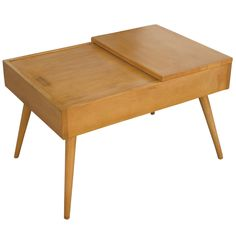 End Table by John Keal for Brown Saltman