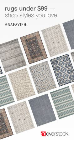 Find area rugs for every space at Overstock.com. Shop thousands of products and beautiful new furniture at the lowest prices-- area rugs, lamps, home décor, and more! Overstock.com -- All things home. All for less.