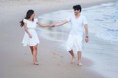 Mais um caso real super inspirador! O casamento da Tamires e do Tiago prova mais uma vez que dá pra realizar o sonho com o dinheiro que a gente tem no bolso.