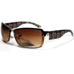 CC6 Style 1 Italian Inspired Design Rhinestones Women's Sunglasses Gorgeous and Sexy! NickNackMart. $16.95