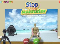 Two Excellent Tools to Create Stop Motion Animations for your Class ~ Educational Technology and Mobile Learning
