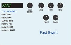 Mobius - Volume Swell without a Volume Pedal #strymonpreset