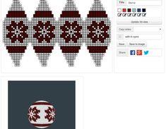 Designing Julekule, designing, design, pattern, knitted Christmas ball, Christmas, knitting, decoration, festive, ornament