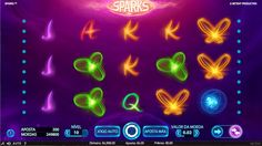 Sparks é o caça-níquel mais recente cheio de energia. Este caça-níquel contém 5 cilindros, 3 linhas, e 20 linhas de apostas. Apresenta também os símbolos Wild e um símbolo de expansão Cloning Wild! A combinação de sons hipnotizantes e os incríveis gráficos temáticos garantem aos jogadores uma experiência de jogo completa.
