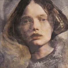 Domenico Grenci, Visage en noir, unique pièce