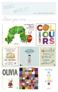 Fácil y Sencillo: Libros Bonitos para Niños (y no tan niños)