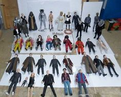 #Doctor who figures #doctors and many more #choose one from list used,  View more on the LINK: http://www.zeppy.io/product/gb/2/351557903113/
