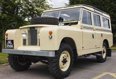Completely restored 1971 Land Rover Series IIa LWB in Cars, Motorcycles & Vehicles, Classic Cars, Land Rover | eBay!