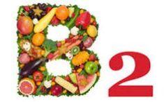 Vitamina B2 Para Que Serve, Benefícios, Fontes, Sintomas da Falta.