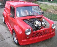 Mini=ls1 engine