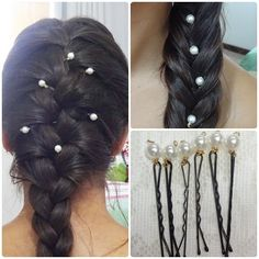 ✂ DIY | Grampo de Cabelo com PérolaYOU MAY ALSO LIKE Mais Mais