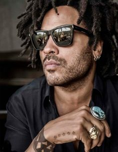 "Happy Birthday: ""Lenny Kravitz"" (It Ain't Over Til It's Over) Credit: Powered By: Swipe:➡️ happybirthday may gemini lennykravitz singer songwriter actor record producer rnb soul funk rock pop reggae hardrock grammys blackexcellence repost Lenny Kravitz, Gary Dourdan, Photo Exhibit, Susan Sarandon, Record Producer, Reggae, Latest Fashion Clothes, Hard Rock, Sexy Men"