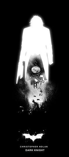 The Dark Knight Trilogy: The Dark Knight by Vinay Kumar
