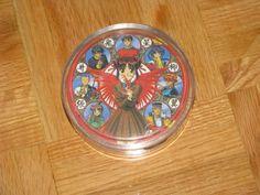 Fushigi Yugi round playing cards