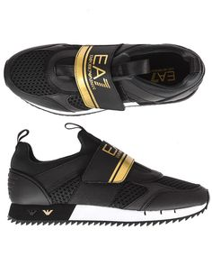 Emporio Armani Ea7 Shoes Sneaker Sz. 75 Man Black 2480428P299-53720 MAKE  OFFER  fashion  clothing  shoes  accessories  mensshoes  casualshoes (ebay  link) 0d38f37eed08