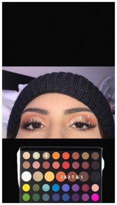 Pink Eye Makeup, Dramatic Eye Makeup, Makeup Eye Looks, Eye Makeup Steps, Hooded Eye Makeup, Colorful Eye Makeup, Natural Eye Makeup, Smokey Eye Makeup, Skin Makeup