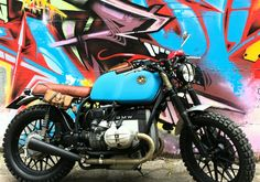 BMW R45 SCRAMBLER by La BottegaBastarda