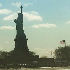 #statueofliberty #statue #liberty #newyork #monument #amazing #usa #wonderful #loveit #holiday #happy