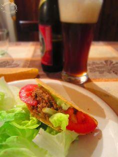 Briciole di Sapori           : Messico e nuvoleeee. Tacos italianizzati