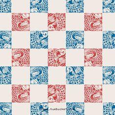 Checker Koi [iD 162]