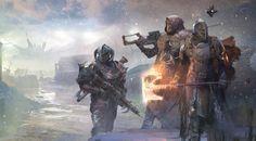 Destiny - Guardians wearing Rise Of Iron regalia. Destiny Hunter, Destiny Game, Destiny Comic, Destiny Rise Of Iron, Destiny Bungie, Future Soldier, Arte Cyberpunk, Dc Memes, Fantasy Armor