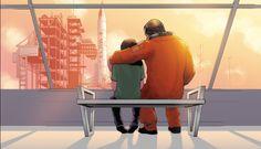 Kickstart The Art: Star Mage By J.C. De La Torre And Ray Dillon
