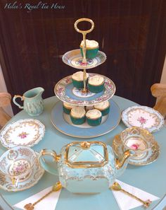 Etsy - About HelensRoyalTeaHouse