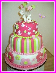I WILL make this cake for my daughters 1 year birthday!