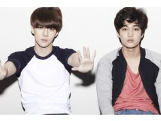 exo k and m | PICTURES] Digital booklet's of EXO-K and EXO-M | K-Idols